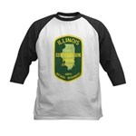 Illinois Game Warden Kids Baseball Jersey