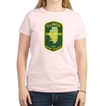 Illinois Game Warden Women's Light T-Shirt