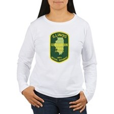 Illinois Game Warden T-Shirt
