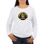 Monterey County Sheriff Women's Long Sleeve T-Shir