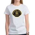 Monterey County Sheriff Women's T-Shirt