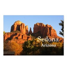 Sedona_12.2x6.64_Cathedra Postcards (Package of 8)