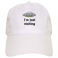 I'm Just Visiting Baseball Cap