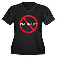 No Patriarchy Plus Size T-Shirt