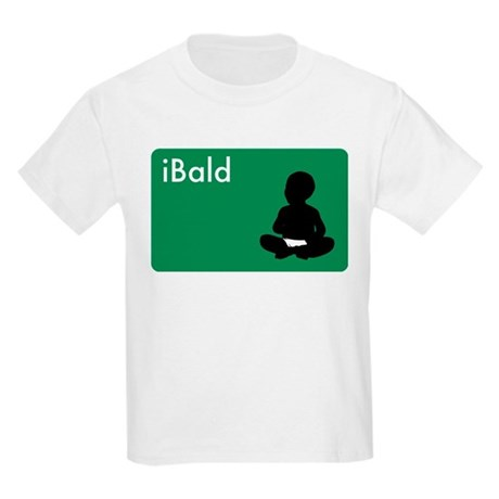 iBald Kids Light T-Shirt