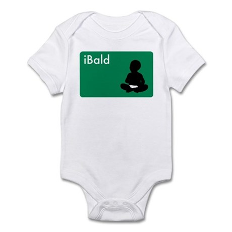 iBald Infant Bodysuit
