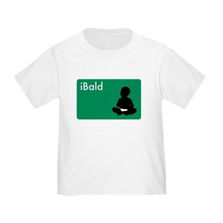 iBald Toddler T-Shirt