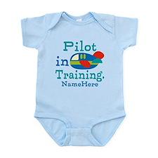 Personalized Pilot in Training Onesie