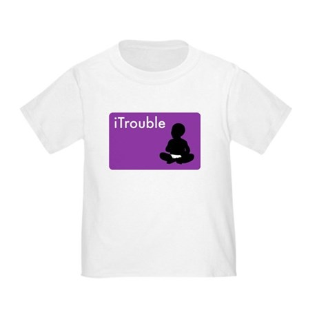 iTrouble Toddler T-Shirt