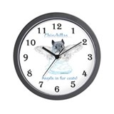 Chinny Angel Wall Clock
