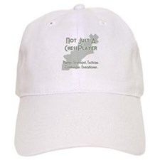 Not Just A Chessplayer Baseball Cap