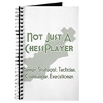 Not Just A Chessplayer Journal