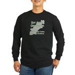 Not Just A Chessplayer Long Sleeve Dark T-Shirt