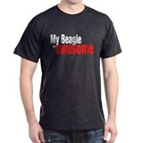 Awesome Beagle T-Shirt