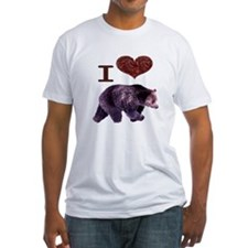 I Love Bears Shirt