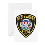 Inglewood Police Greeting Cards (Pk of 10)