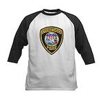 Inglewood Police Kids Baseball Jersey
