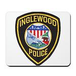 Inglewood Police Mousepad