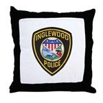 Inglewood Police Throw Pillow