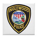 Inglewood Police Tile Coaster
