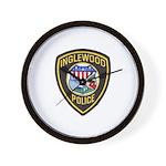 Inglewood Police Wall Clock