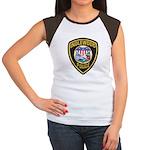 Inglewood Police Women's Cap Sleeve T-Shirt