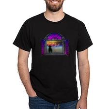 BIBLICAL CLOUD OUTSIDE WINDOW T-Shirt
