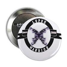 Lupus Warrior 2.25&Quot; Button (10 Pack)