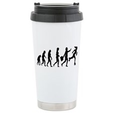 Funny Roller derby Travel Mug