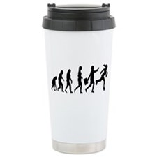 Unique Rollerskate Travel Mug