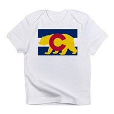 Calirado Republic Flag 4 Infant T-Shirt