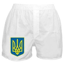 Ukraine Boxer Shorts