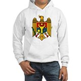 Moldova Coat of Arms Jumper Hoodie