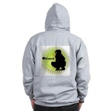 iCatch Fastpitch Softball Zip Hoodie