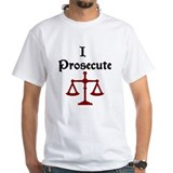 Prosecution Attorney Lawyer Shirt