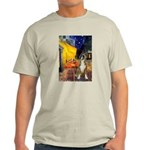 Cafe & Boxer Light T-Shirt