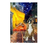 Cafe & Boxer Postcards (Package of 8)