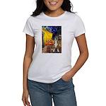 Cafe & Boxer Women's T-Shirt