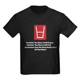 Accountant Half Glass T