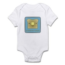 Buttered Toast Infant Bodysuit