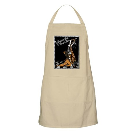 To Dance is to Live BBQ Apron
