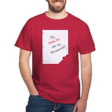 Shiba Homework T-Shirt