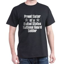 Proud NG Sister Star T-Shirt