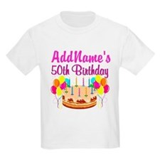 AWESOME 50TH T-Shirt