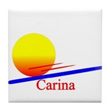 Carina Tile Coaster