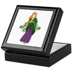 Grail Maiden Keepsake Box