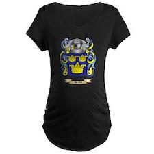 Ward Family Crest (Coat of  T-Shirt