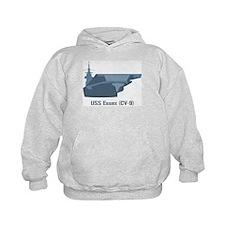 USS Essex Hoody