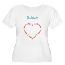 skylover2 Plus Size T-Shirt