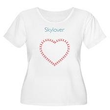 skylover2 Plus Size T-Shirt